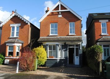Thumbnail 3 bed detached house for sale in Langton Road, West Molesey
