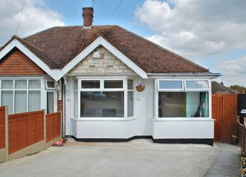 Thumbnail 2 bedroom semi-detached bungalow for sale in Carlyle Avenue, Duston, Northampton
