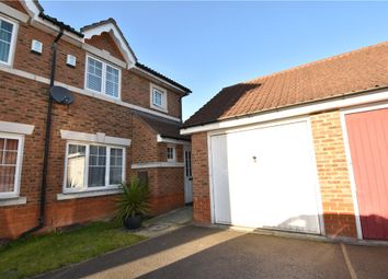 Thumbnail 3 bedroom property for sale in Barnock Close, Crayford, Kent