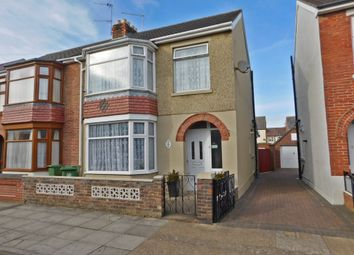 Thumbnail 3 bed semi-detached house for sale in Madeira Road, Portsmouth
