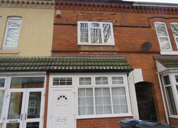 Thumbnail 2 bed terraced house for sale in Pretoria Road, Bordesley Green, Birmingham