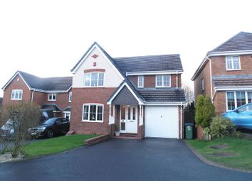 Thumbnail 4 bed detached house for sale in Oldbury, Tividale, Speakers Close
