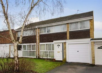 Thumbnail 4 bed semi-detached house for sale in Aspen Close, Royal Wootton Bassett, Wiltshire