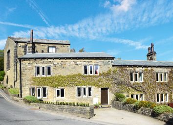 Thumbnail 3 bed semi-detached house for sale in Goose Eye, Oakworth, Keighley, West Yorkshire