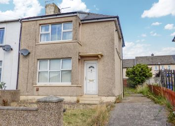 Thumbnail 3 bed semi-detached house for sale in 57 Holden Road, Salterbeck, Workington, Cumbria