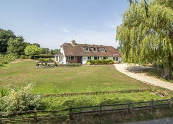 Thumbnail 5 bed detached house for sale in Mapledurwell, Basingstoke