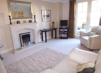 Thumbnail 3 bed flat for sale in Lee Square, Rothbury, Morpeth