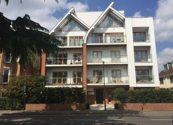 Thumbnail 2 bed flat to rent in Pyrford Road, West Byfleet, Surrey