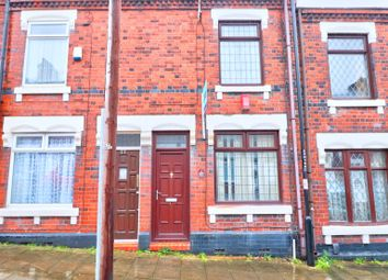 Thumbnail 2 bed terraced house for sale in Homer Street, Northwood, Stoke-On-Trent
