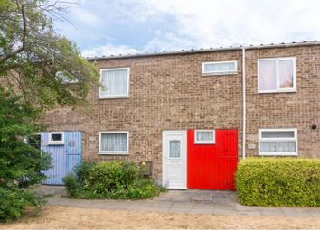 Thumbnail 3 bed terraced house for sale in Odecroft, Peterborough