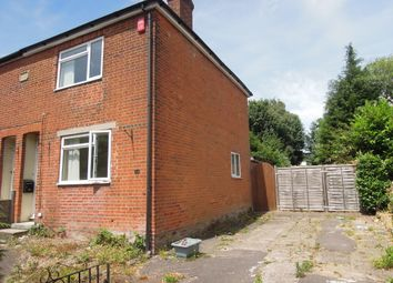 Thumbnail 5 bed shared accommodation to rent in Burgess Road, Highfield