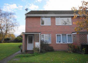 Thumbnail 2 bedroom flat for sale in Priory Gardens, West Moors, Ferndown