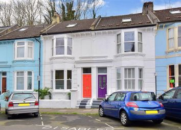 Thumbnail 3 bed terraced house for sale in Argyle Road, Brighton, East Sussex