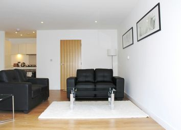 Thumbnail 2 bed flat to rent in Kara Court, Caspian Wharf, Bow