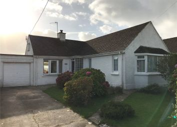 Thumbnail 3 bed bungalow for sale in Swn Y Mor, Fourwinds Lane, Penally, Tenby