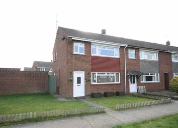 Thumbnail 3 bed end terrace house for sale in Clifton Close, Chippenham, Wiltshire