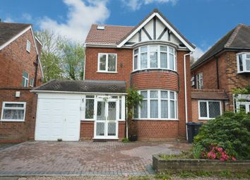 Thumbnail 5 bedroom link-detached house for sale in Sarehole Road, Hall Green, Birmingham