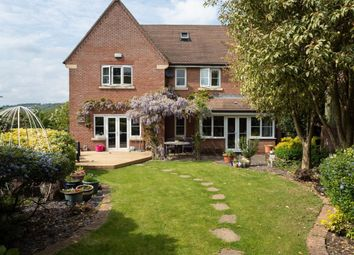 Thumbnail 6 bed detached house for sale in Pencoed View, Llanmartin, Newport