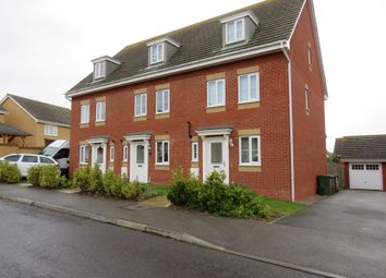 Thumbnail 3 bed end terrace house for sale in Chepstow Road, Corby