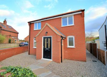 Thumbnail 2 bed detached house for sale in Bacton Road, North Walsham