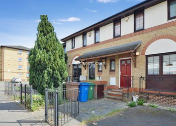 Thumbnail 3 bed terraced house for sale in Oxley Close, London