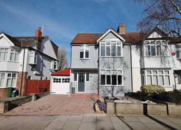 Thumbnail 4 bed semi-detached house to rent in Elm Walk, London
