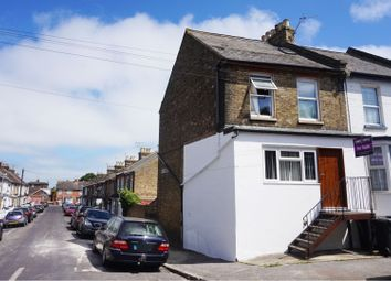 Thumbnail 2 bed end terrace house for sale in Southwood Road, Ramsgate