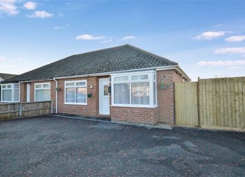 Thumbnail 3 bedroom semi-detached bungalow for sale in Falcon Road West, Sprowston, Norwich