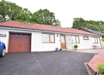 Thumbnail 4 bedroom detached bungalow for sale in Swn-Yr-Adar, Woodfieldside, Blackwood