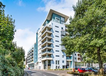 Thumbnail 2 bed flat for sale in Sapphire Court, Ocean Village Marina, Southampton