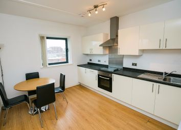 Thumbnail 1 bed flat to rent in Kings Dock Mill 32 Tabley Street, City Centre