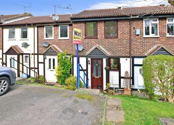 Thumbnail 2 bed terraced house for sale in Heritage Road, Walderslade, Chatham, Kent