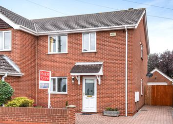 Thumbnail 3 bed semi-detached house for sale in Spurn Avenue, Grimsby