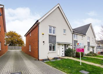 Thumbnail 3 bed semi-detached house for sale in Chessel Drive, Charlton Hayes, Bristol