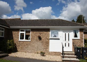 Thumbnail 2 bed terraced bungalow for sale in Barnes Close, Sturminster Newton