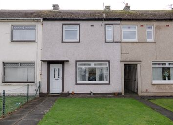 Thumbnail 2 bed terraced house for sale in Auchenharvie Road, Saltcoats