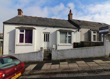 Thumbnail 2 bed semi-detached bungalow for sale in Maida Vale Terrace, Mutley, Plymouth