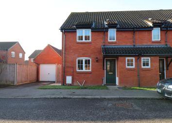 Thumbnail 3 bedroom semi-detached house to rent in Allen Road, Hadleigh, Ipswich, Suffolk