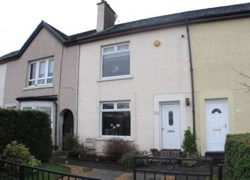 Thumbnail 3 bed terraced house to rent in Dyke Road, Glasgow