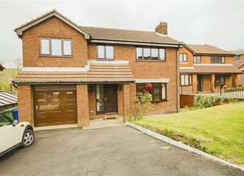 Thumbnail 4 bedroom property for sale in Foxwell Close, Haslingden, Lancashire