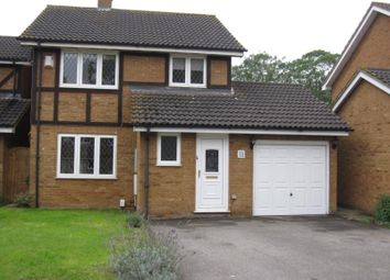 Thumbnail 3 bed detached house to rent in Tinsey Close, Egham, Surrey