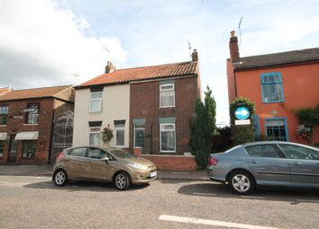 Thumbnail 2 bed terraced house to rent in Bridge Road, Oulton Broad, Lowestoft, Suffolk