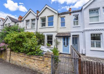 Thumbnail 3 bed terraced house for sale in Somerset Road, Teddington