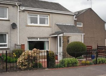 Thumbnail 3 bed terraced house to rent in Laurencecroft Road, Stirling
