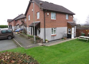 Thumbnail 1 bed terraced house for sale in Trevose Way, Manor Fields, Plymouth