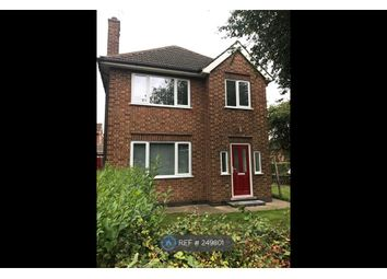 Thumbnail 3 bed detached house to rent in Wilford Lane, Nottingham