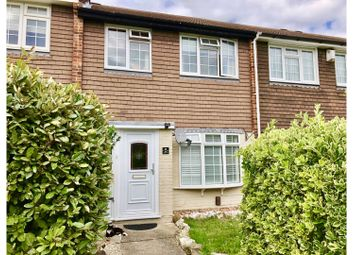 3 bed terraced house for sale in Takeley Close, Romford RM5