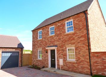 Thumbnail 3 bed detached house to rent in Prescod Close, Wellingborough