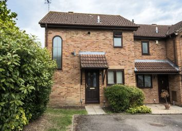 Thumbnail 2 bedroom end terrace house for sale in Beaconsfield Way, Lower Earley, Reading