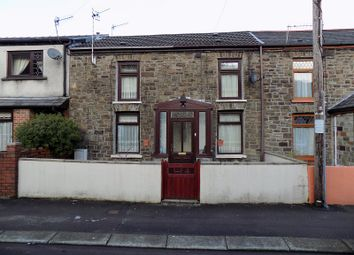 Thumbnail 3 bed terraced house for sale in Dunraven Street, Treherbert, Treorchy, Rhondda Cynon Taff.